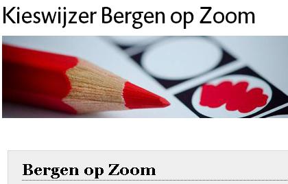 Stem wijzer Bergen op Zoom