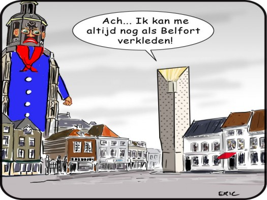 cartoon eric elich bergen op zoom