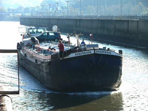 binnenvaartschip