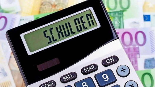 schulden-colourbox