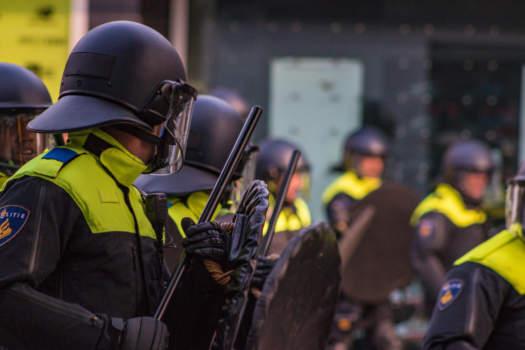 Politie in actie